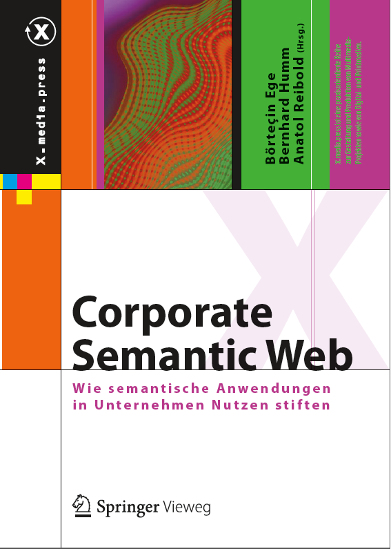 Corporate Semantic Web - Cover